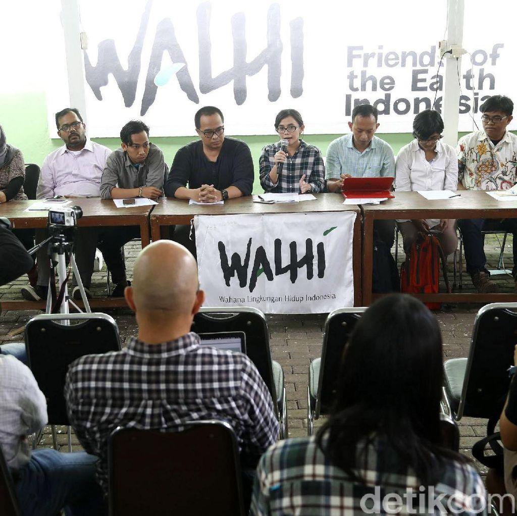 Gugatan Walhi Soal Batubara Kandas di PTUN Jakarta