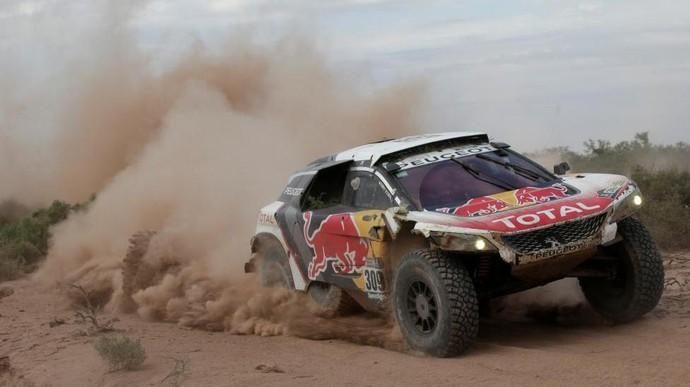 Ganasnya Reli Dakar 2017