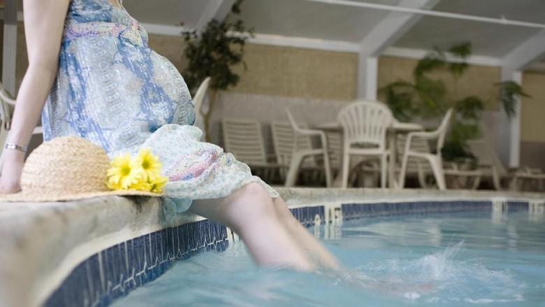Ilustrasi ibu hamil cegah infeksi/ Foto: Thinkstock