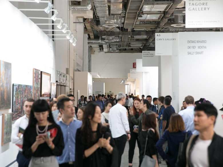 Art Stage Singapore 2019 Batal, Ini Pameran Pop-Up Penggantinya The ARTery