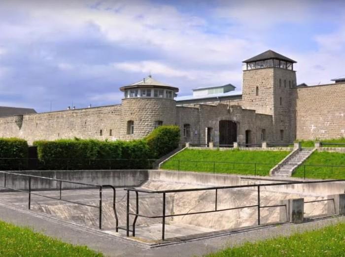 Museum Kamp Mauthausen Austria