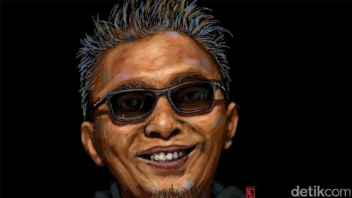 Kolomnis - Iqbal Aji Daryono (Ilustrator: Edi Wahyono/detikcom)