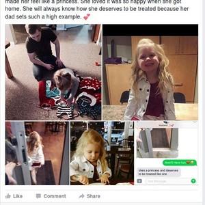 Kisah Ayah Ajak Putri Kecilnya <i>Nge-date</i> Ini Jadi Viral