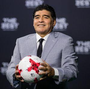 Cerita Diego Maradona Tobat dari Kokain