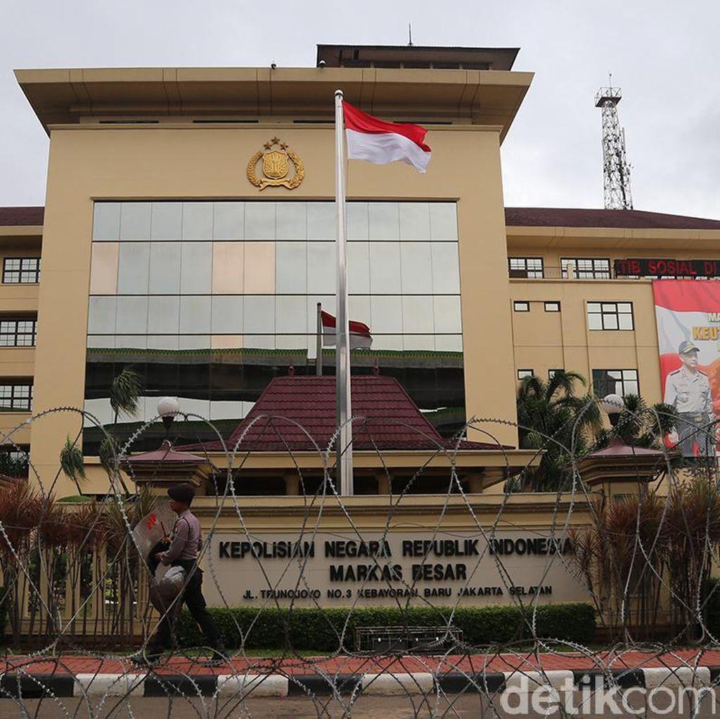 Polri Akan Audiensi dengan Dompet Dhuafa Soal Dugaan Pemukulan di 22 Mei