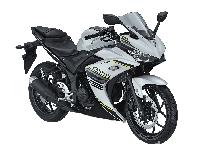 Warna putih Yamaha R25