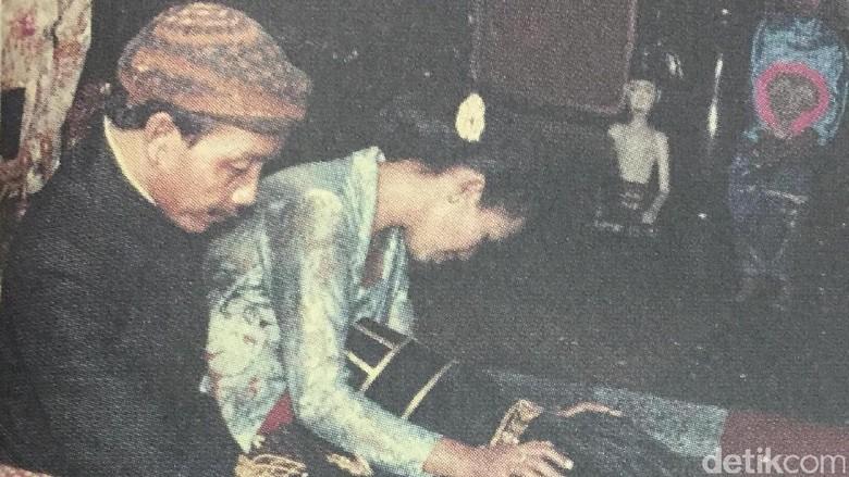 Foto-foto Notomiharjo, Ayah Jokowi yang Sempat Jadi Perbincangan