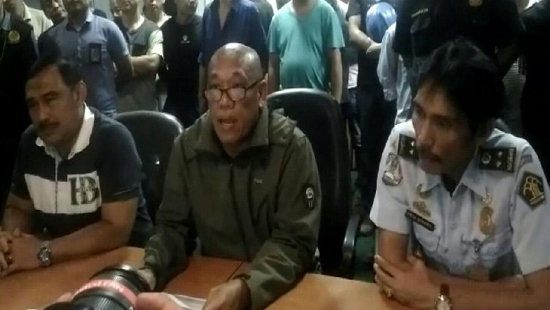 Ini Penjelasan PLN Riau-Kepri Soal 35 TKA China yang Diamankan
