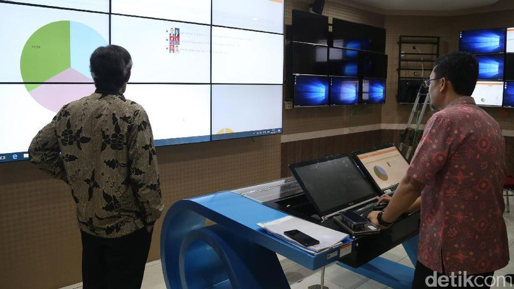 Sistem IT KPU Minta Suntikan Rp 35 Miliar, Efektifkah?