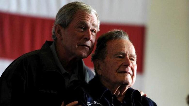 Bush Senior Meninggal Dunia pada Usia 94 Tahun