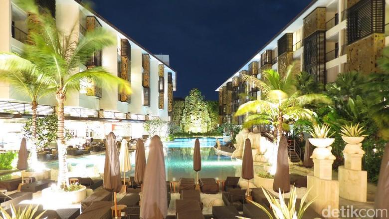 The Trans Resort Bali Seminyak (Fitraya/detikcom)