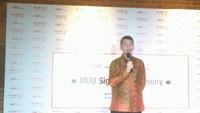 Diangkat Jadi Wakomut Garuda, Ini Profil Chairal Tanjung