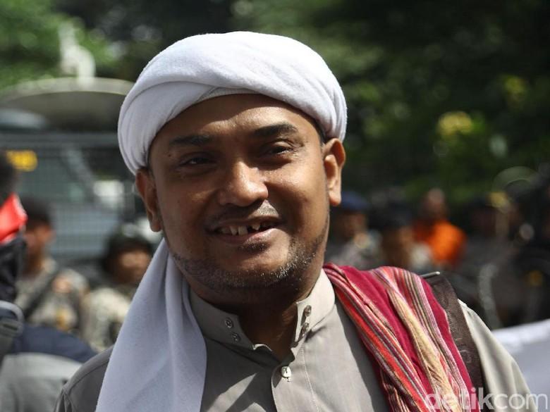 PA 212: Hadiri Haul di Manado, Habib Bahar Sempat Tertahan