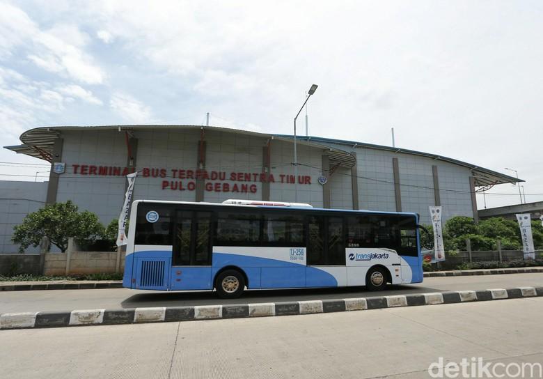 Pemprov DKI Respons Menhub yang Mau Ambil Alih Terminal Pulo Gebang