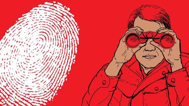 Jalani Profesi Berbahaya, Kehidupan Detektif Swasta pun Misterius