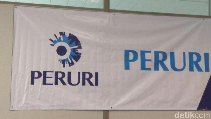 Perum Peruri/Foto: Hendra Kusuma-detikFinance