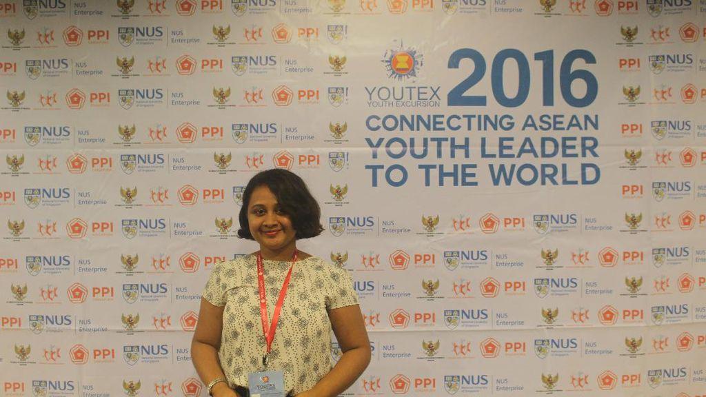 Putri dari Papua Ini Sukses Keliling Dunia