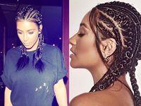 4 Selebriti Ini Sering Pinjam Wig yang Sama, Siapa Lebih Cantik?