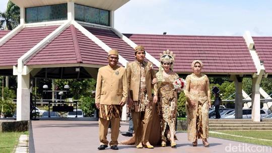 Selamat! Lucky Hakim dan Tiara Dewi Resmi Menikah