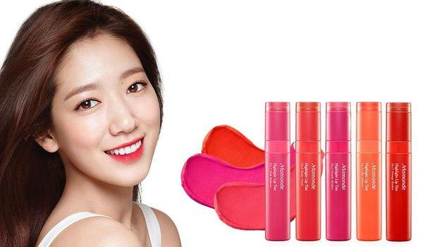 <i>Prodcut Review</i>:  Lip Tint Mamonde yang Dipakai Park Shinhye di 'Doctors'