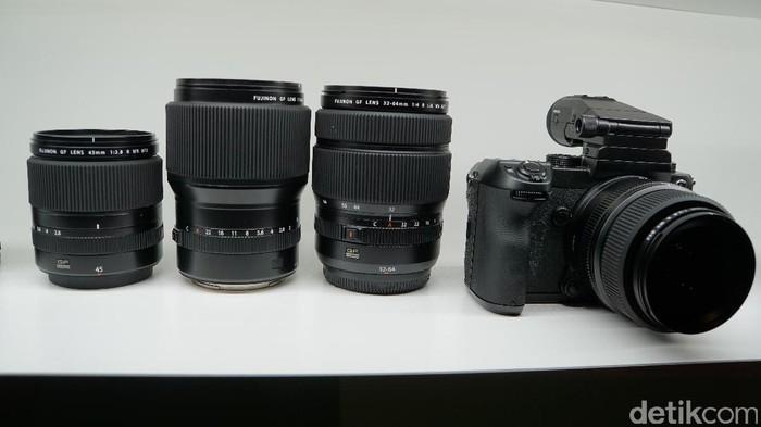 Fujifilm GFX 50S Foto: yud/detikcom