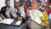 Polisi Tangkap 1 WNA dan 5 WNI Pengedar Dolar Palsu