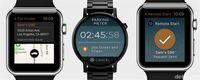 Keren Sekarang Menyalakan Mesin Mobil Bisa Pakai Jam Tangan