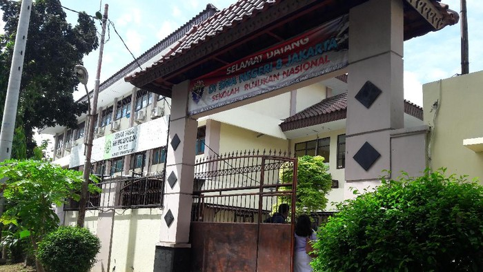 SMA 8 Jakarta