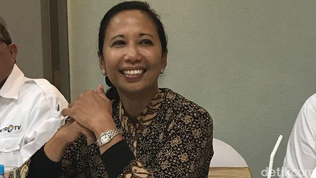 Prabowo Sebut BUMN Bangkrut, Rini: Karyawan Apa Nggak Ketar-ketir
