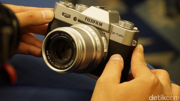 Jajaran Mirrorless Anyar Fujifilm Meluncur di Negeri Samurai