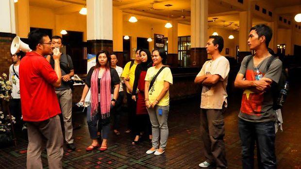 Acara Night at Museum (dok Indonesia Heritage Trails)