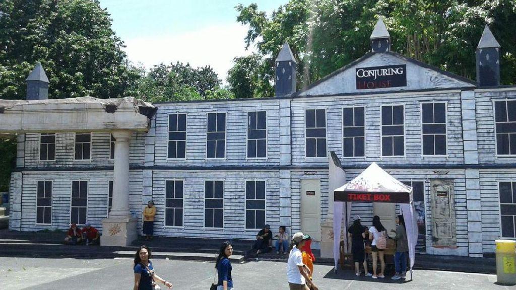 Atraksi Menegangkan Baru di Dufan: Conjuring House