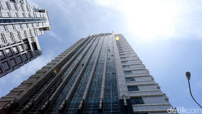Gedung Utama Kantor Direktorat Jenderal Pajak (DJP) Kementerian Keuangan kini diberi nama Gedung Marie Muhammad. Ini dia gedung yang menjadi pusat operasional DJP.
