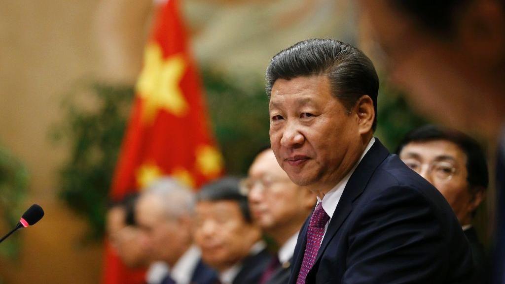 Melihat Lagi Rencana China yang Mau Bangun Jalur Sutra