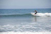 Pantai Batu Karas, Idaman Turis Mancanegara