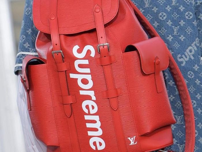 Louis Vuitton x Supreme. (Foto: Getty Images)