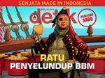 PK PNS Ratu Penyelundup BBM Rp 1,2 Triliun Ditolak