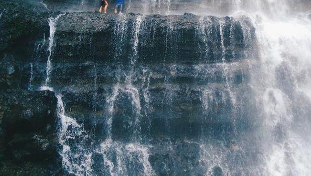 air terjun Jurang Nganten