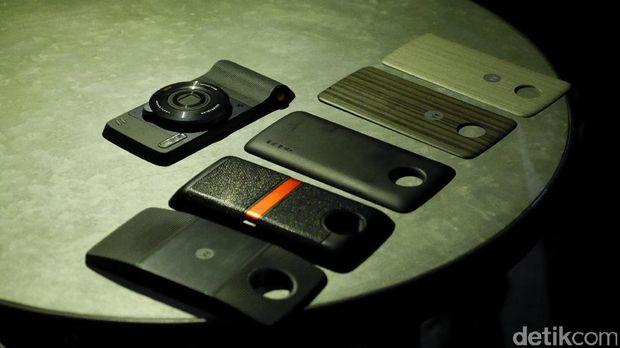 Moto Z, Ponsel Modular yang Serba Bisa