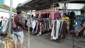 Lapaknya Habis Terbakar, Ini Harapan Pedagang Pasar Senen