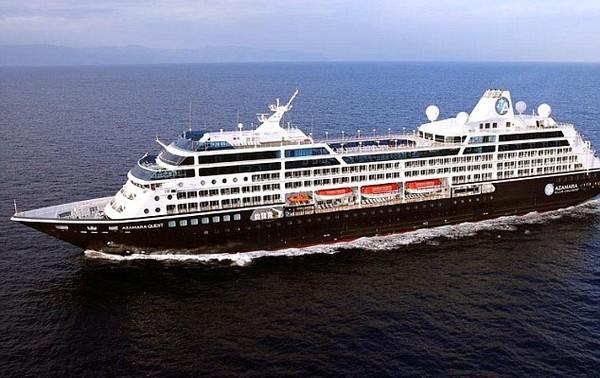 Azamara(69,4%) dikenal dengan kapal pesiarnya yang kecil dan intim. Kapal perusahaan melakukan perjalanan ke seluruh dunia, termasuk tempat-tempat seperti Kuba dan Pasifik Selatan (Foto: The Original Group)