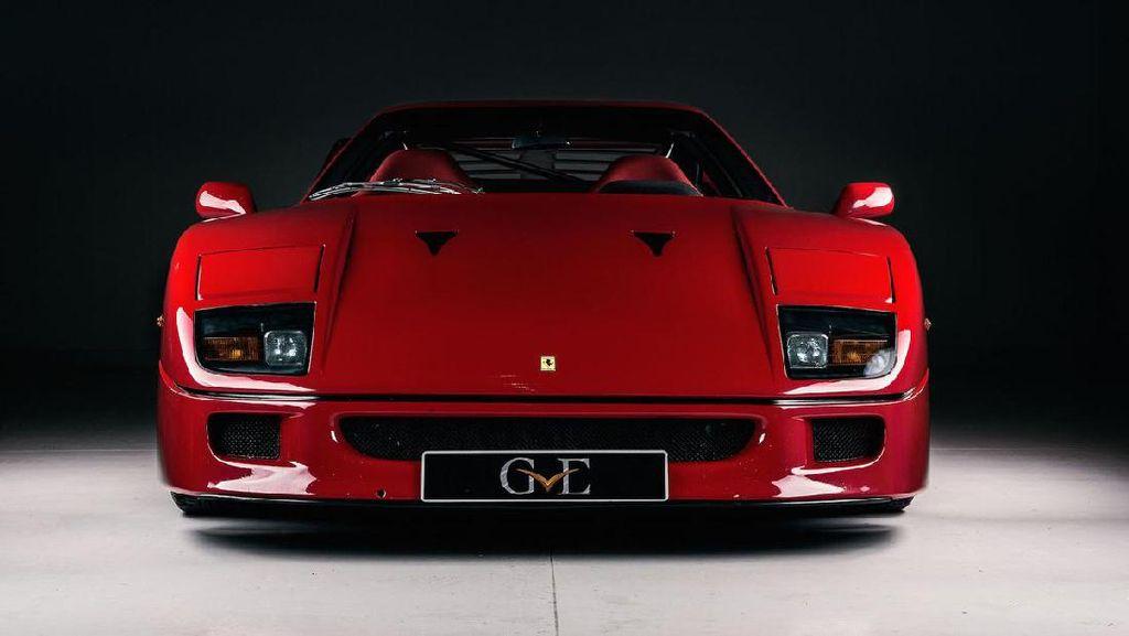 Ferrari Eric Clapton Dilepas Rp 15 Miliar