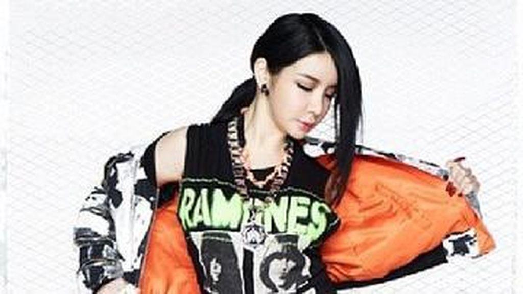 Comeback Solo Maret, Park Bom akan Kolaborasi dengan Sandara Park