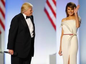 Tampil Memukau di Inaugurasi, Melania Trump Pakai Perawatan Kulit Rp 9 Juta
