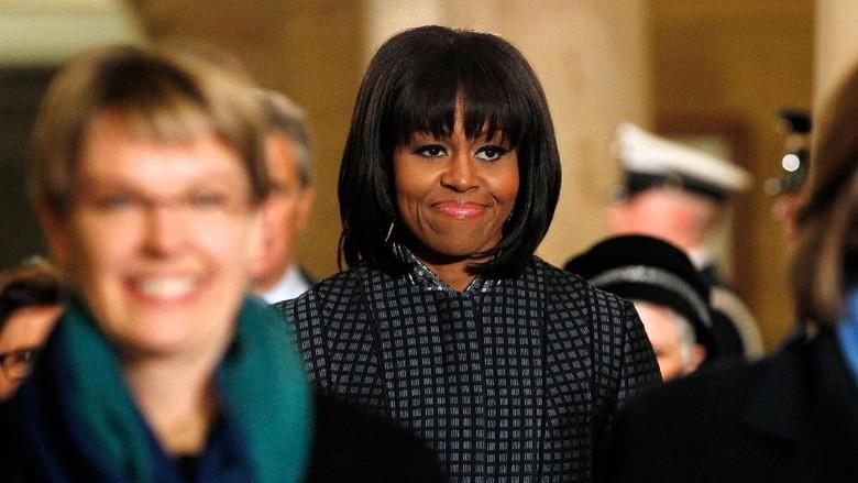 Ini Pola Asuh Anak Warisan sang Ibu yang Diterapkan Michelle Obama/ Foto: Getty Images