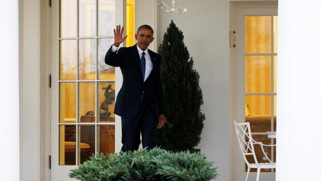 Label Busana Ini Buat Koleksi Bertema Keluarga Obama