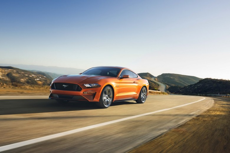 Ford Mustang Terbaru (Foto: Ford)