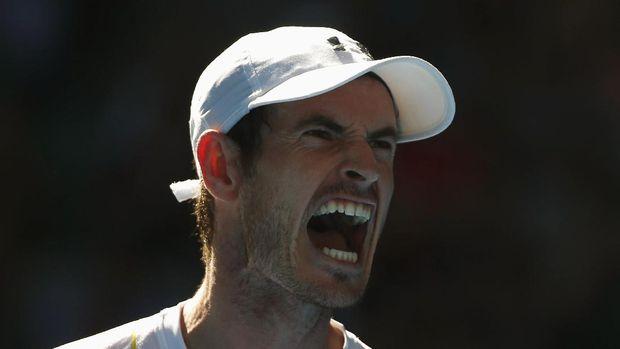 Andy Murray adalah salah satu petenis yang dianggap berada di level yang sama dengan Roger Federer dan Rafael Nadal.