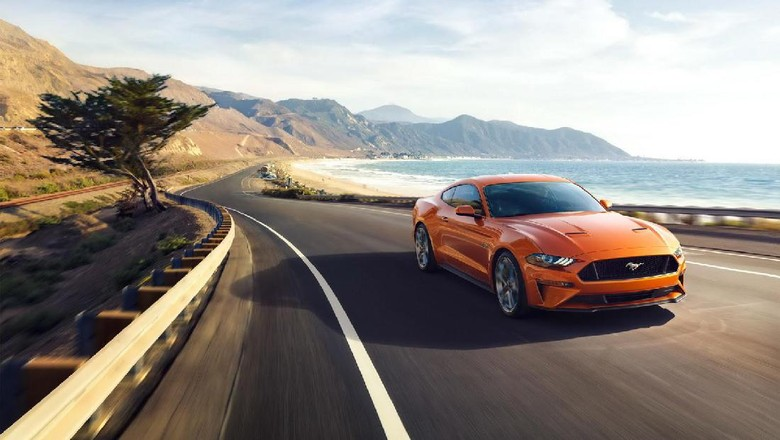 Ford Mustang (Foto: Ford)