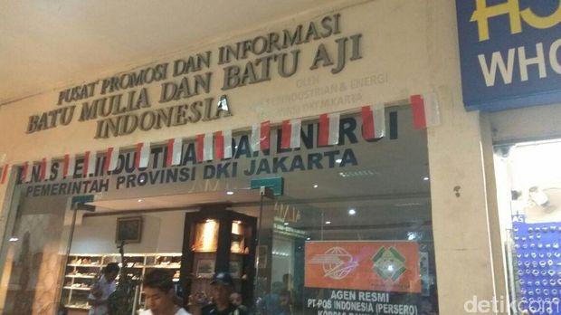 Annisa Yudhoyono 'Gerilya' ke Sentra Batu Akik di Rawa Bening